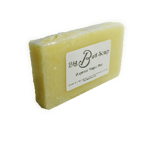 Big Butt Superior Vegan Bar Soap