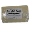 Fat Ash Handmade Unscented Bar Soap