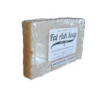 Fat Ash Wintergreen Lavender Naked Bar Soap